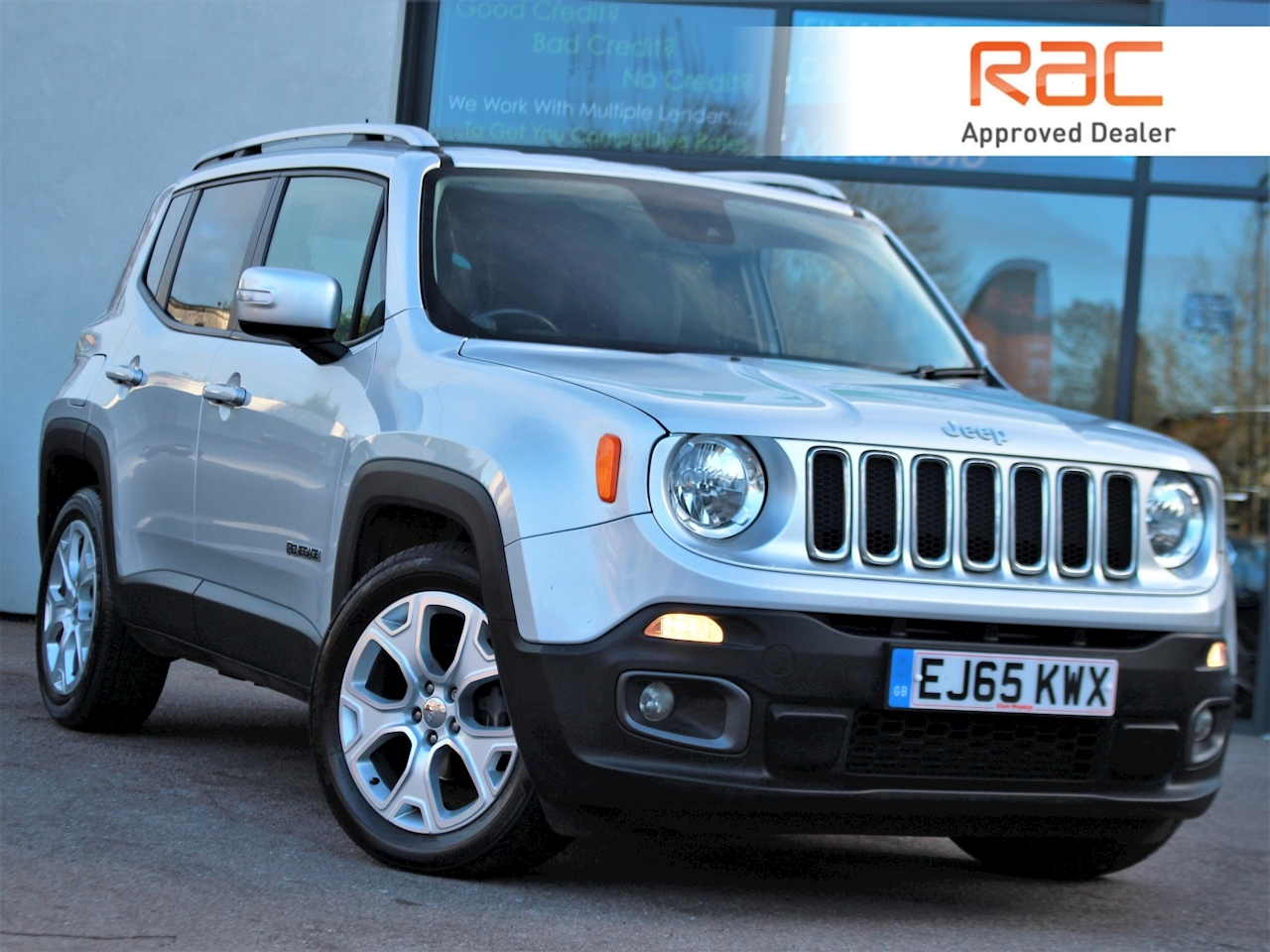 Jeep Renegade M-Jet Limited - Large 0