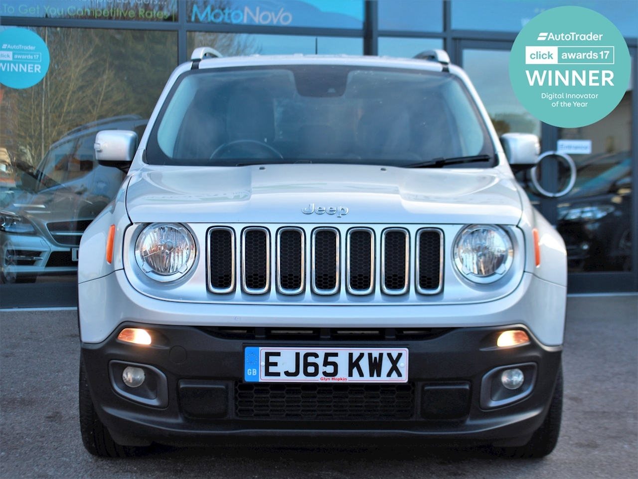 Jeep Renegade M-Jet Limited - Large 1