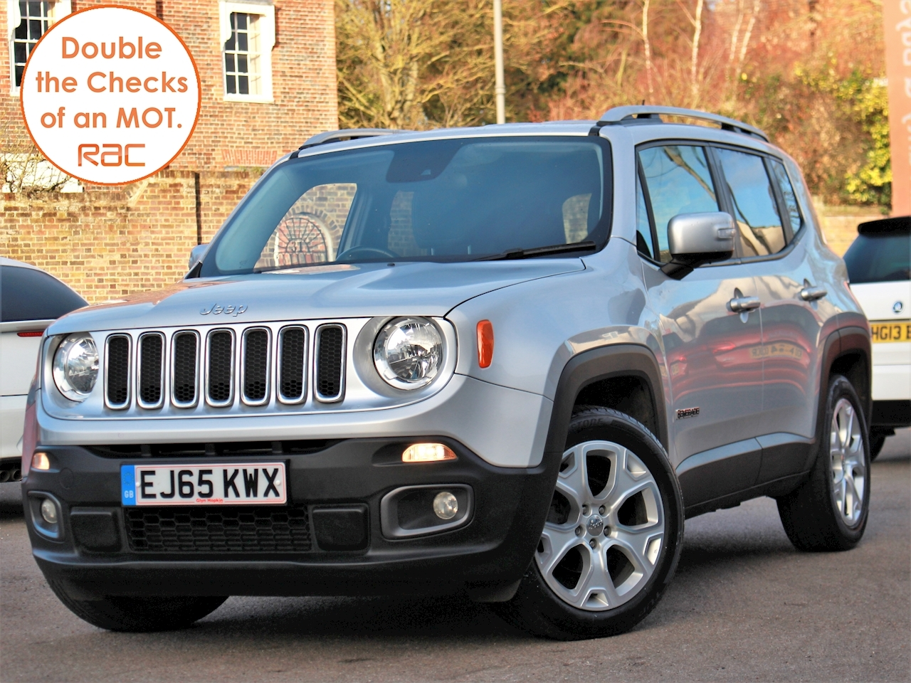 Jeep Renegade M-Jet Limited - Large 2