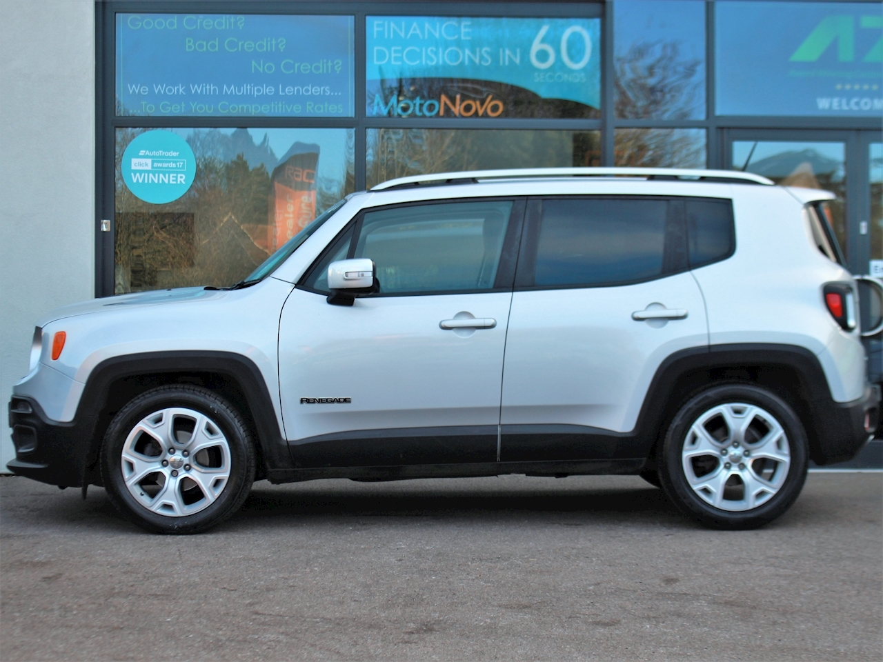Jeep Renegade M-Jet Limited - Large 4