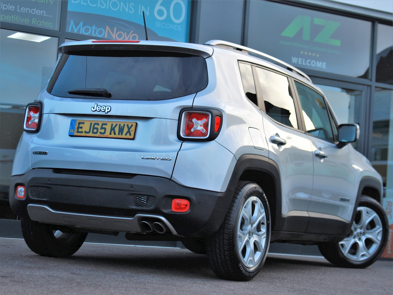 Jeep Renegade M-Jet Limited - Large 5