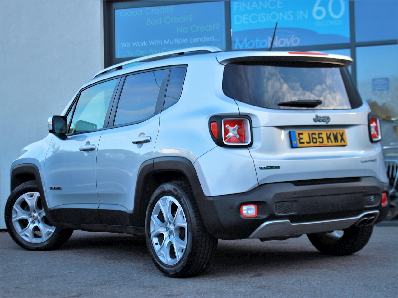 Jeep Renegade M-Jet Limited - Large 6