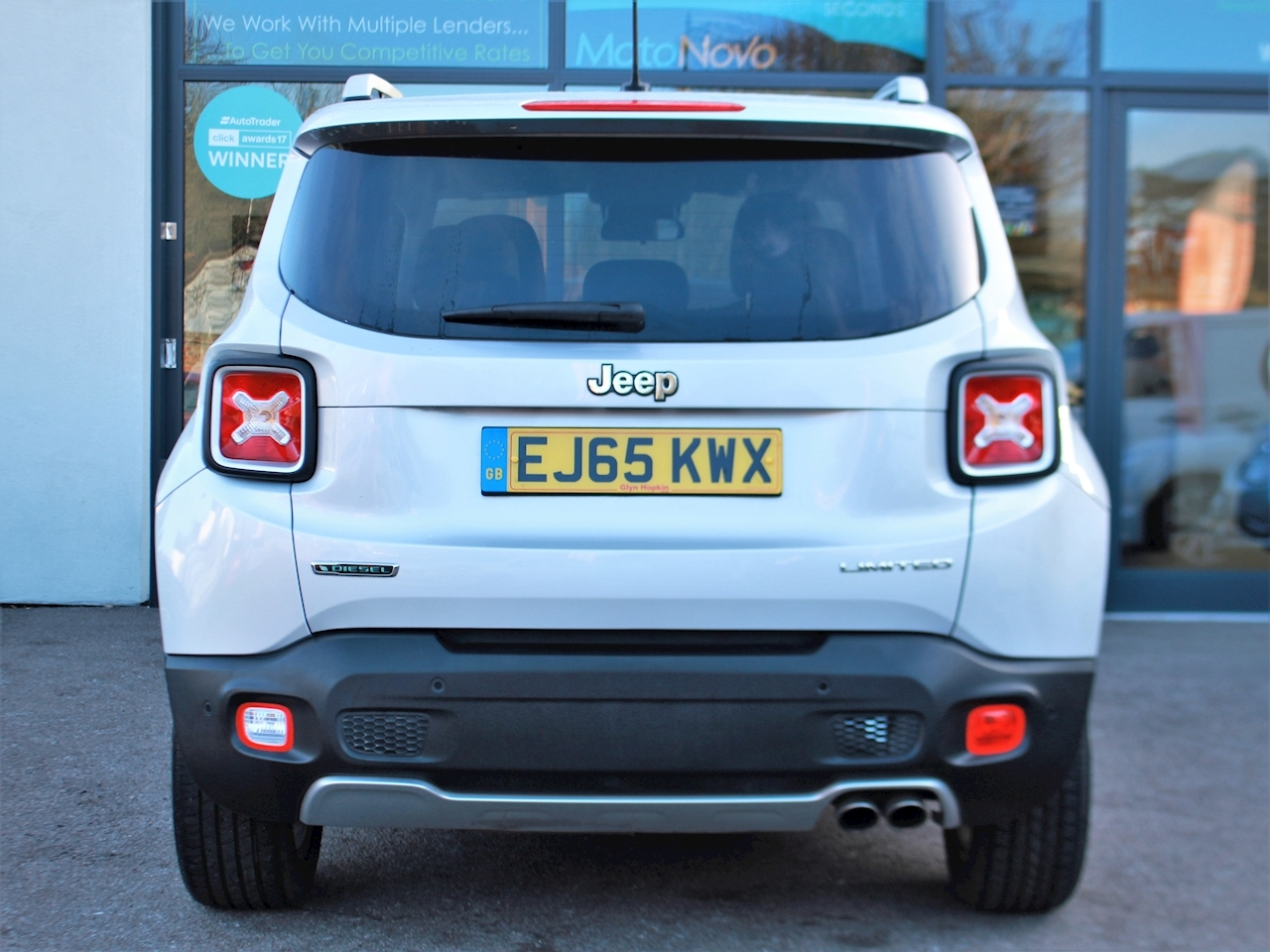 Jeep Renegade M-Jet Limited - Large 7