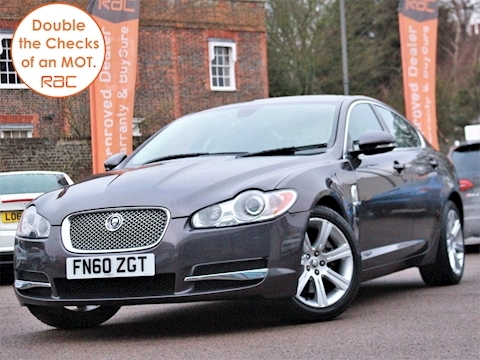 Xf V6 Luxury Saloon 3.0 Automatic Petrol