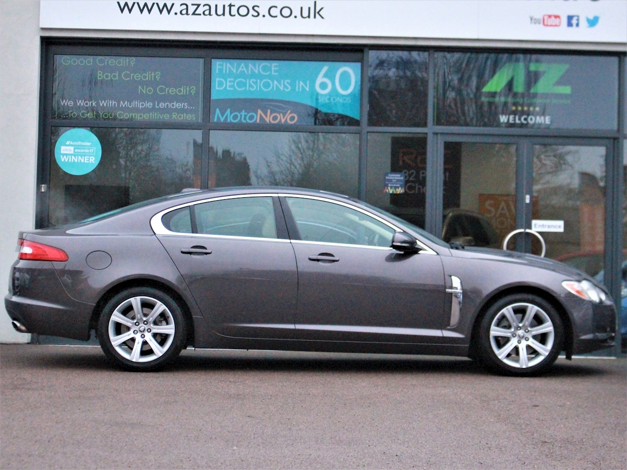 Jaguar Xf V6 Luxury - Large 3