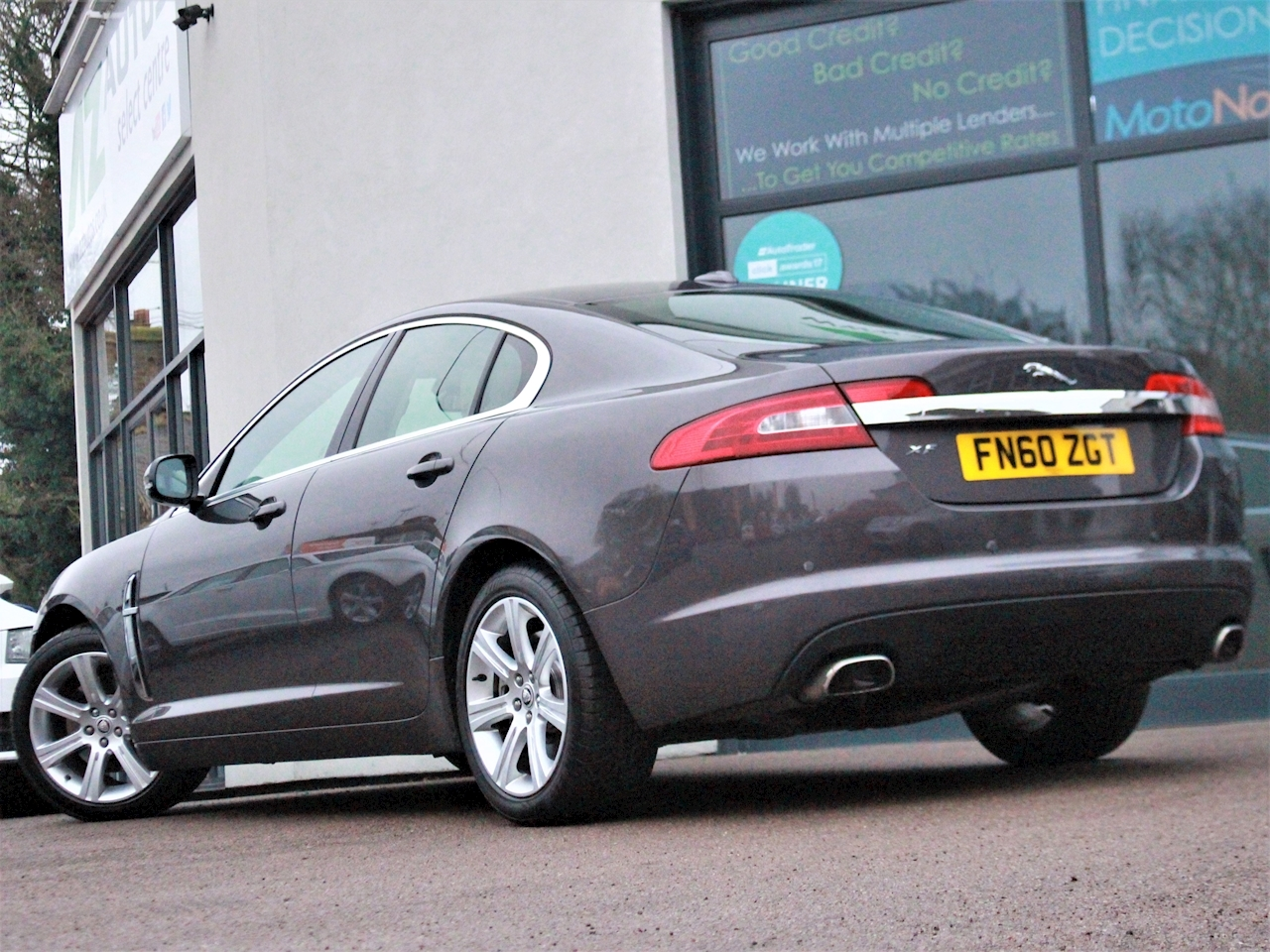 Jaguar Xf V6 Luxury - Large 6