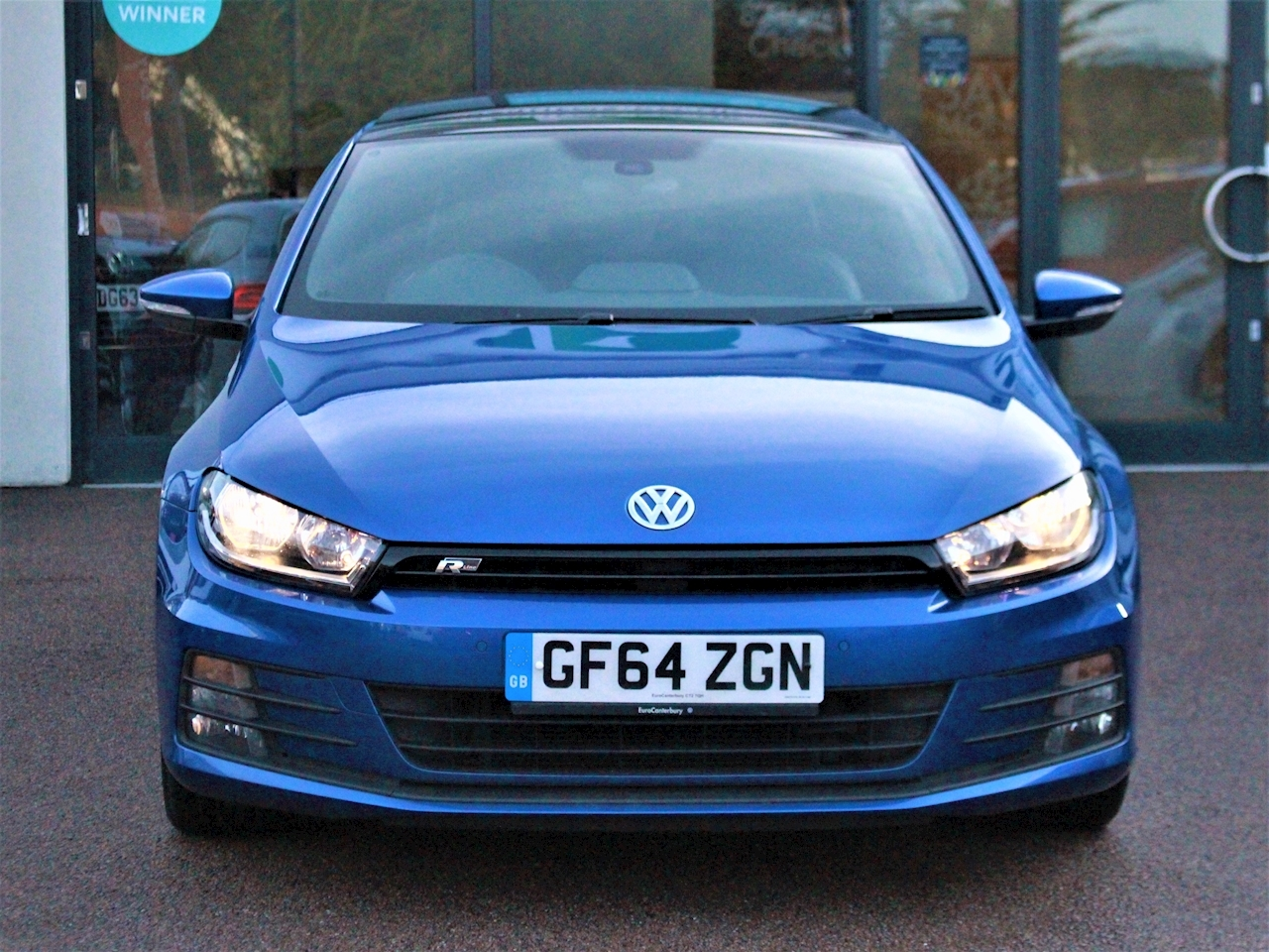 Volkswagen Scirocco R Line Tdi Bluemotion Technology Dsg - Large 3