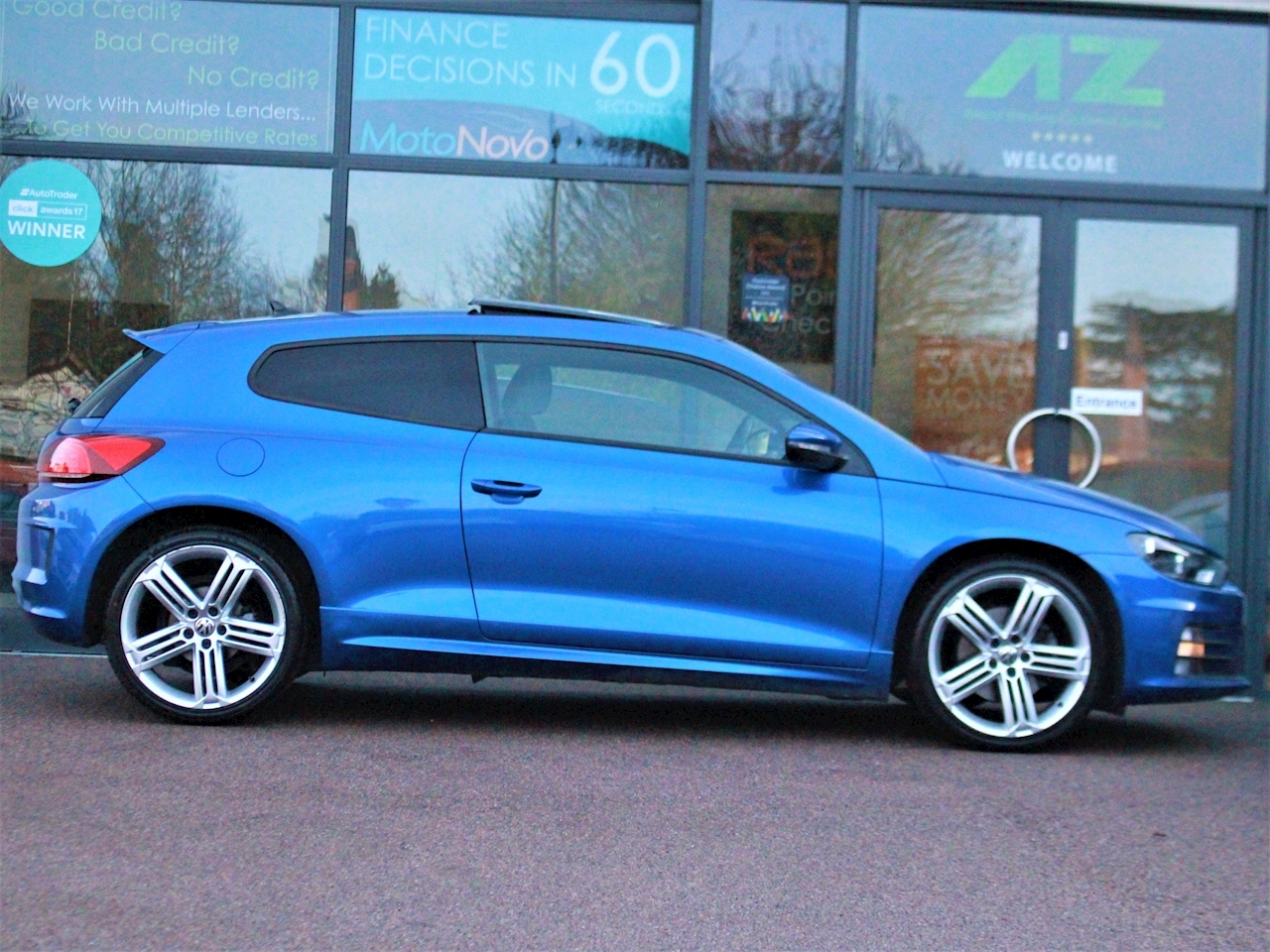 Volkswagen Scirocco R Line Tdi Bluemotion Technology Dsg - Large 5