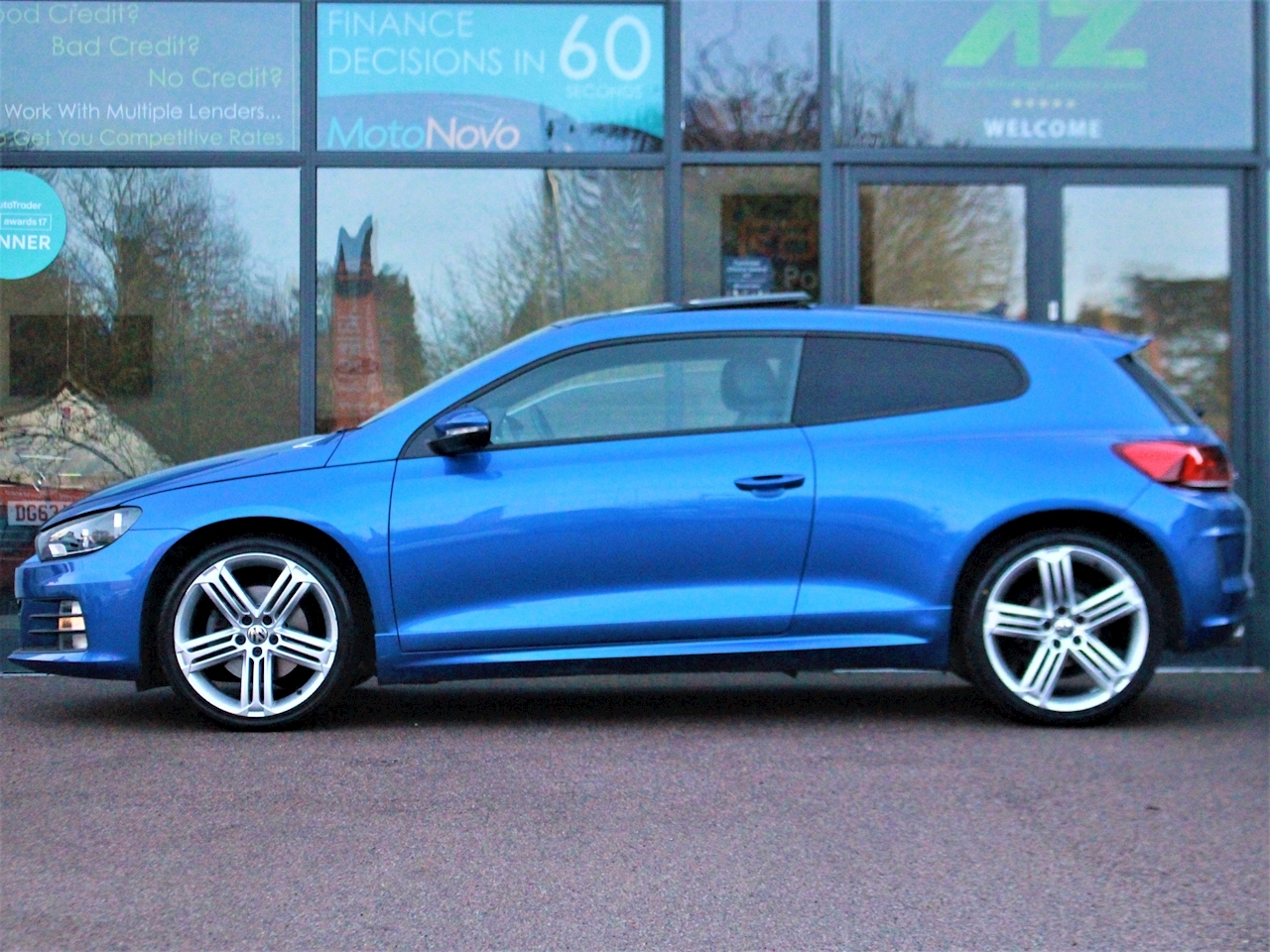 Volkswagen Scirocco R Line Tdi Bluemotion Technology Dsg - Large 6