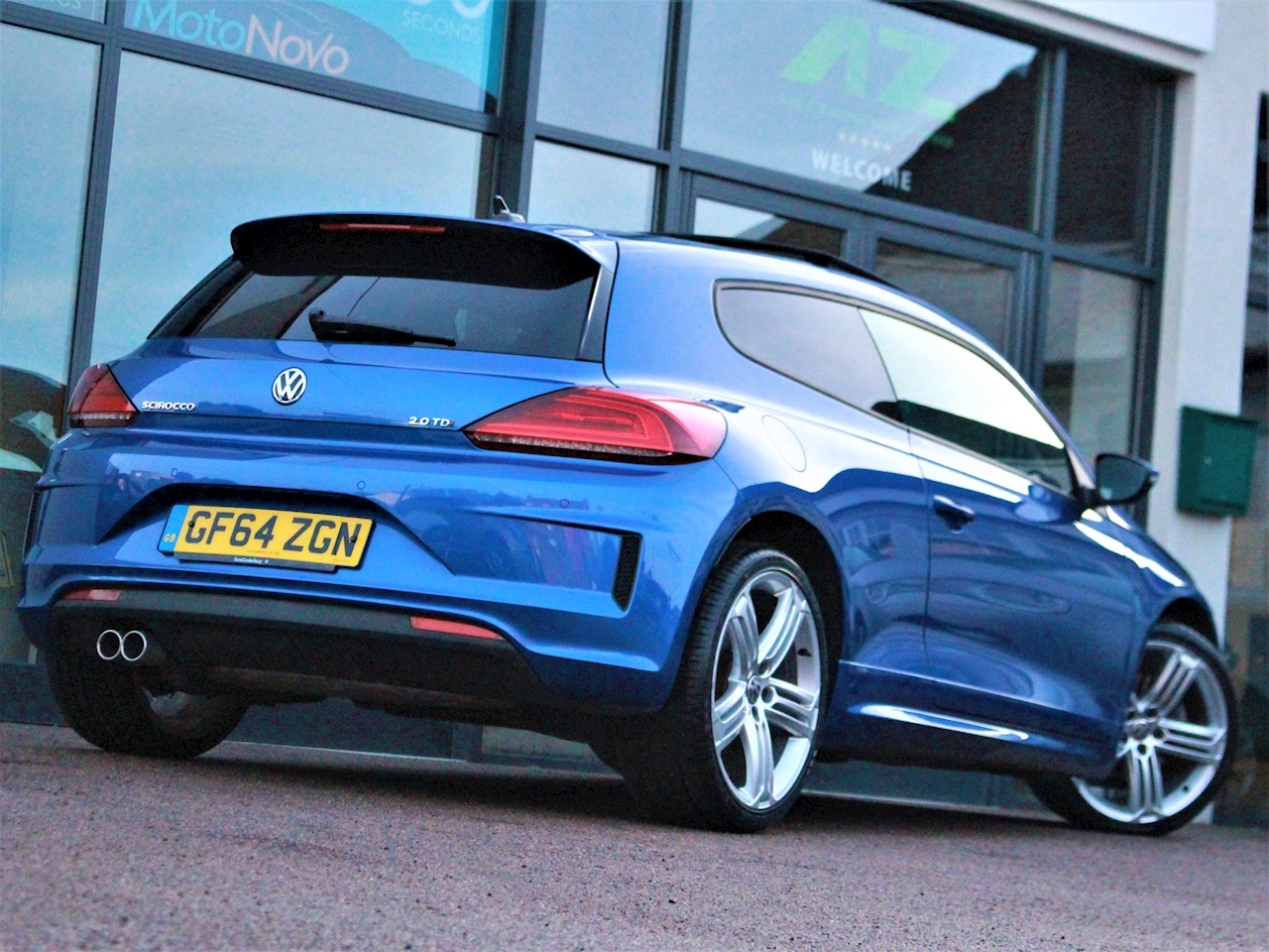 Volkswagen Scirocco R Line Tdi Bluemotion Technology Dsg - Large 7
