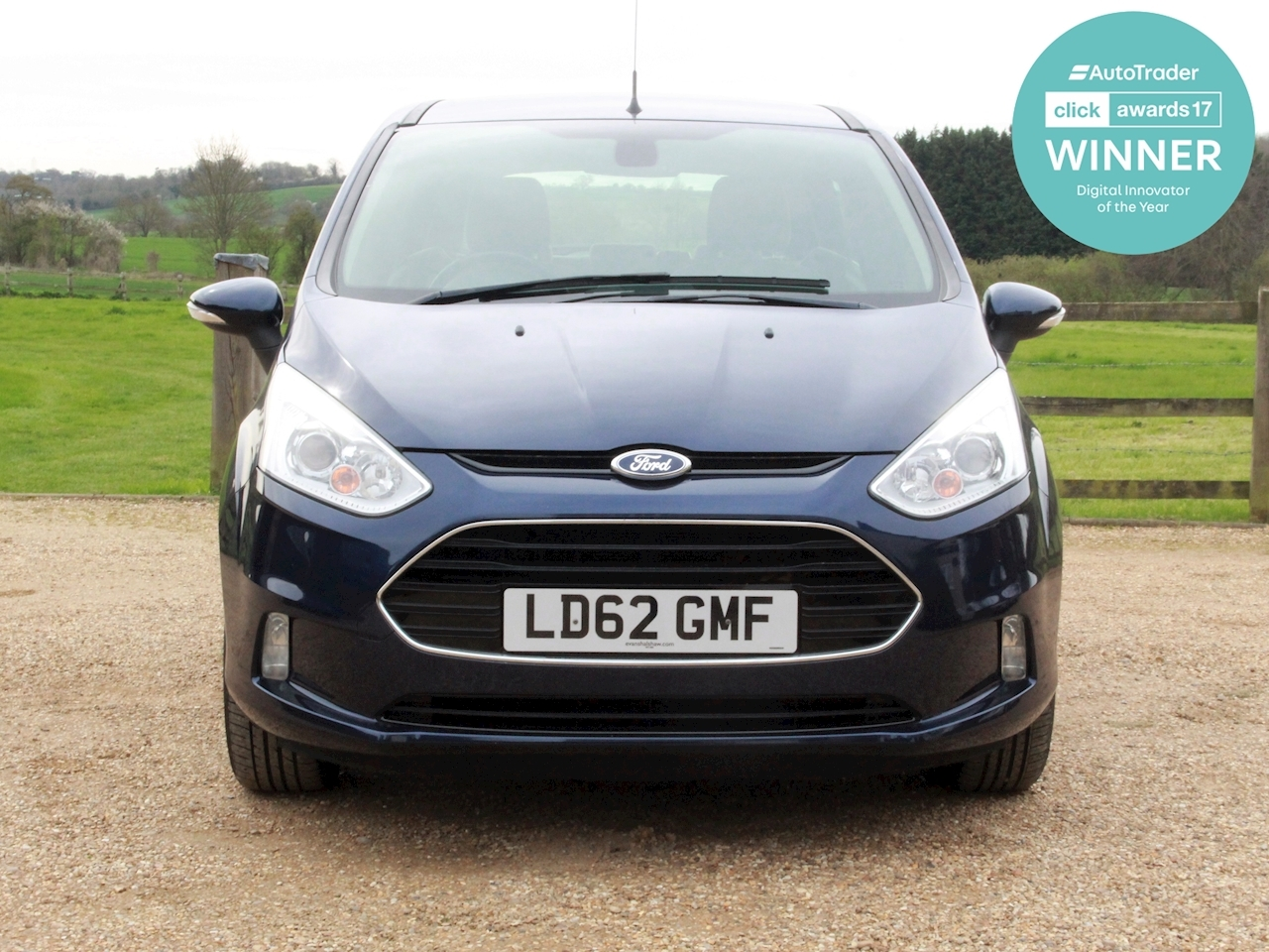 Ford B-Max Titanium - Large 1