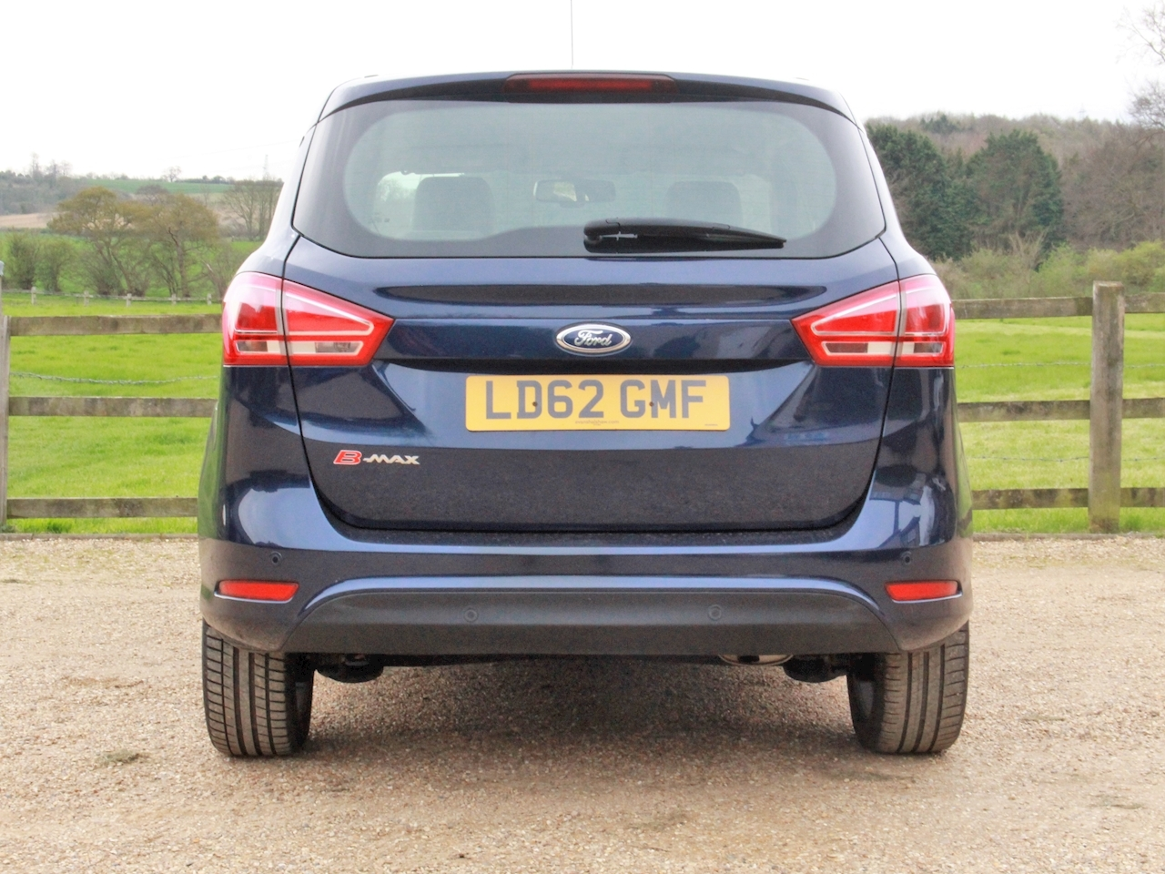Ford B-Max Titanium - Large 6