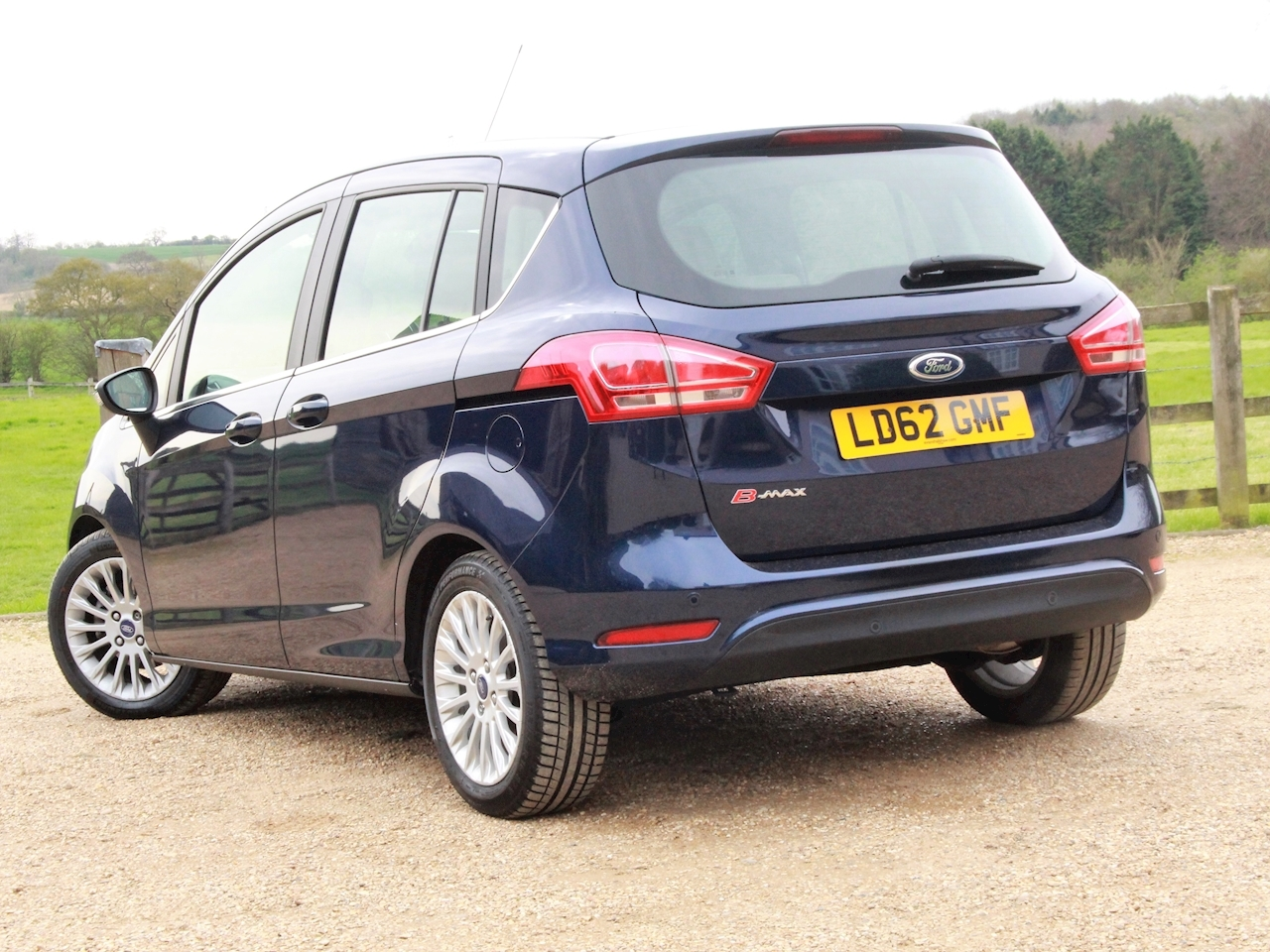 Ford B-Max Titanium - Large 7