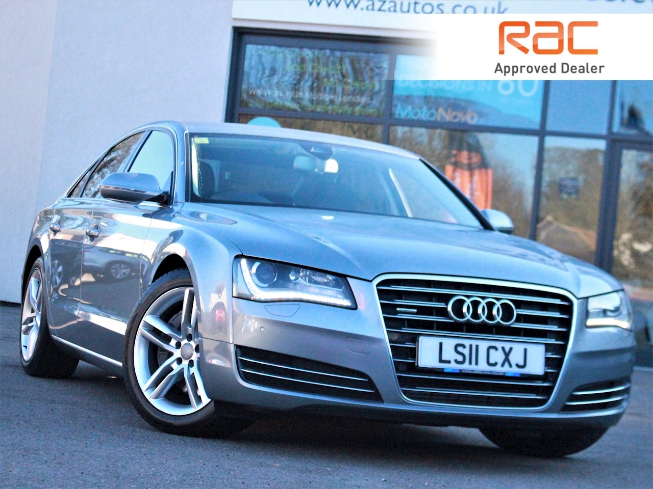 Audi A8 Tdi Quattro Se Executive - Large 0