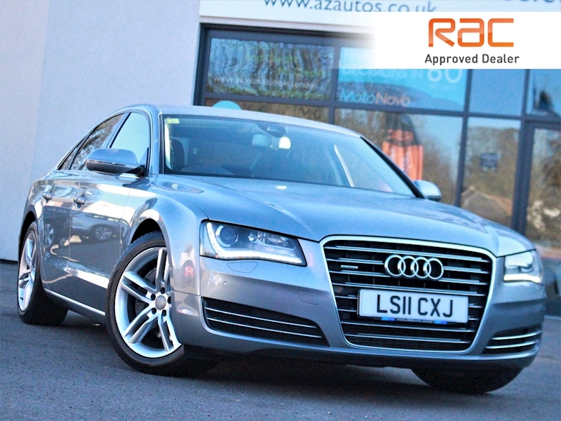 A8 Tdi Quattro Se Executive Saloon 3.0 Automatic Diesel