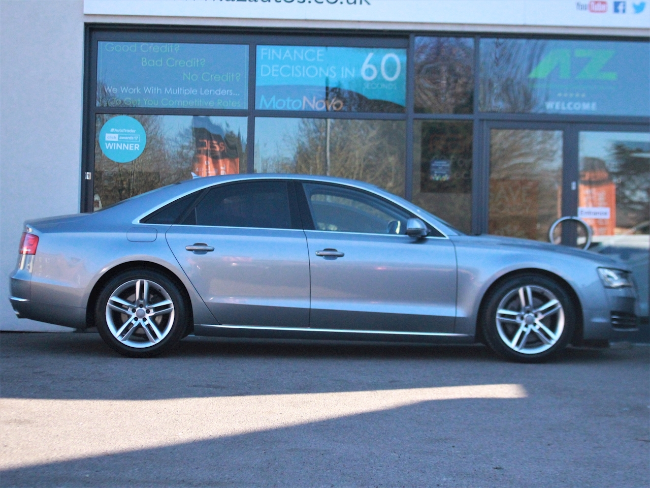 Audi A8 Tdi Quattro Se Executive - Large 3
