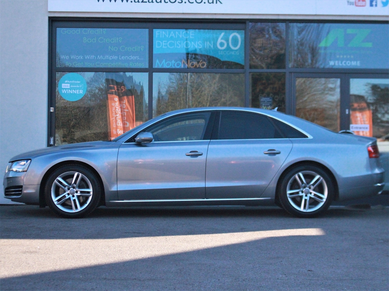 Audi A8 Tdi Quattro Se Executive - Large 4