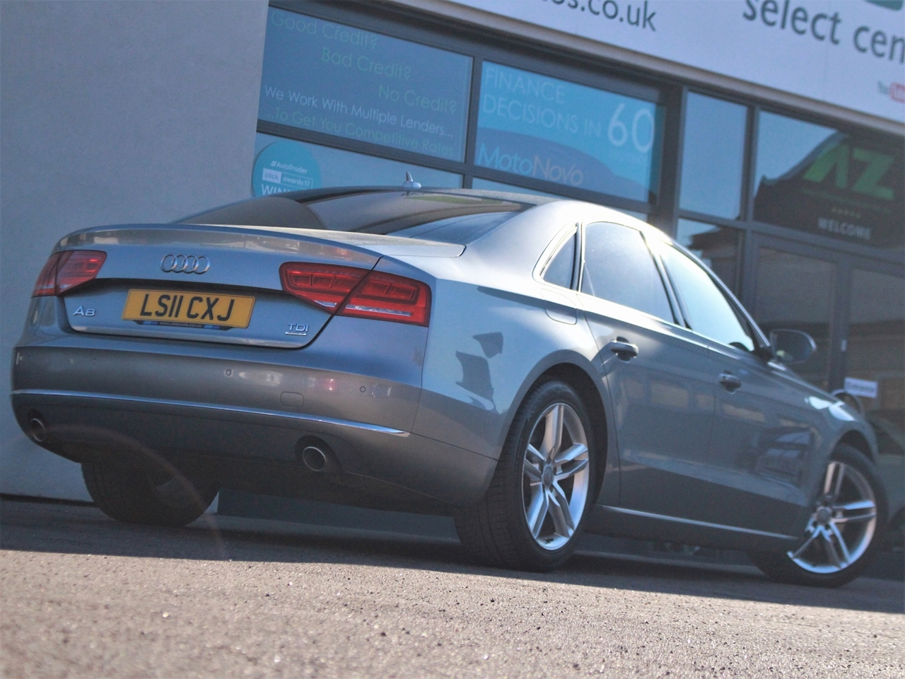 Audi A8 Tdi Quattro Se Executive - Large 5