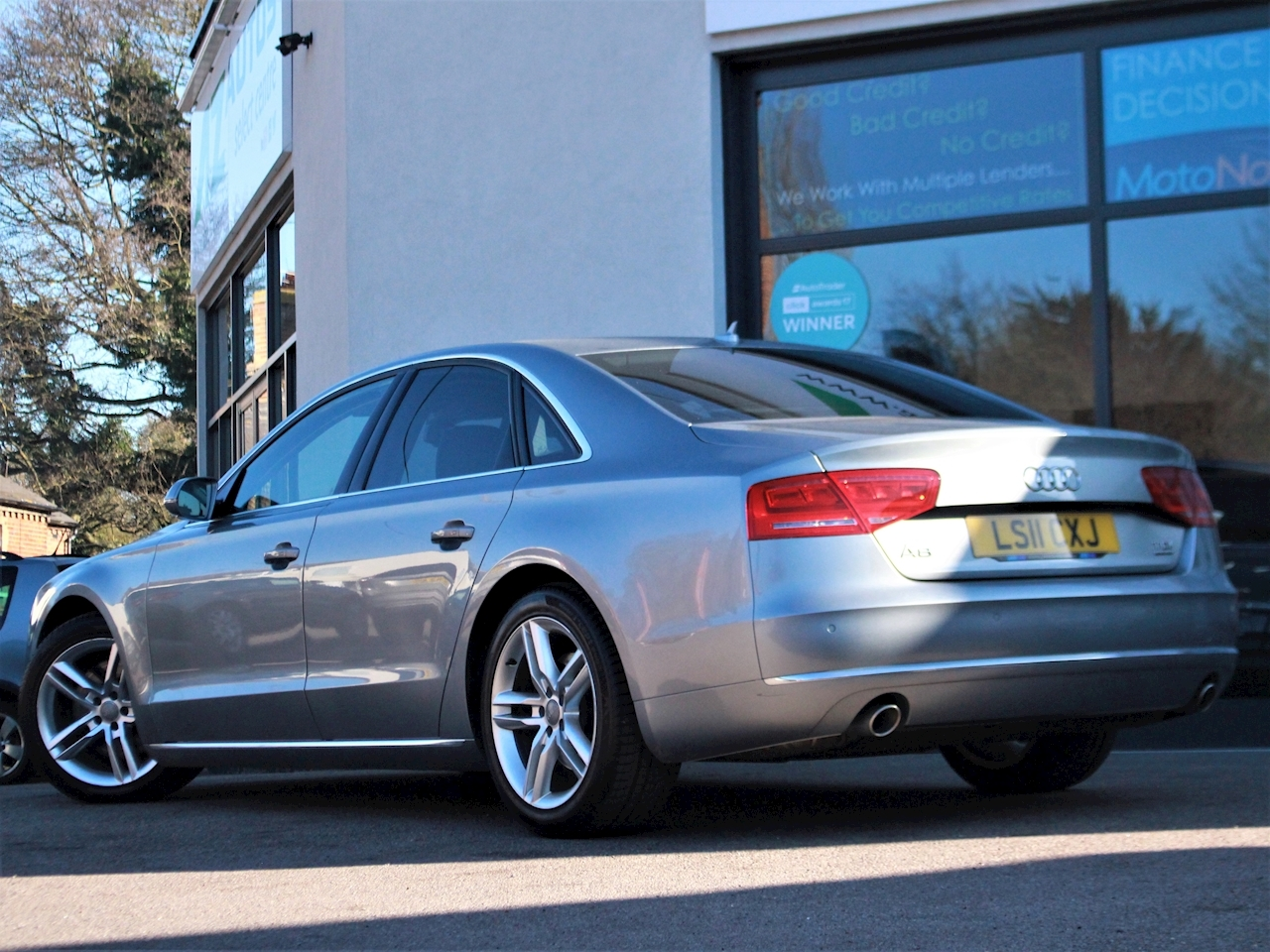 Audi A8 Tdi Quattro Se Executive - Large 6