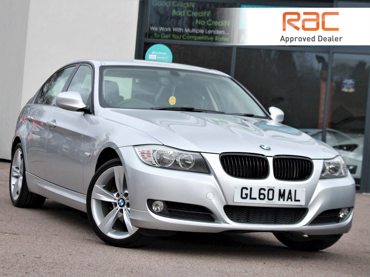 Bmw 3 Series 320D Se - Large 0