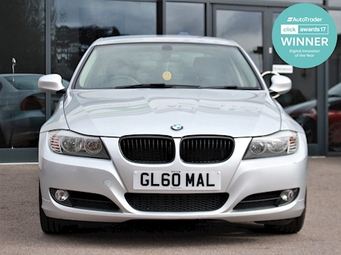 3 Series 320D Se Saloon 2.0 Manual Diesel