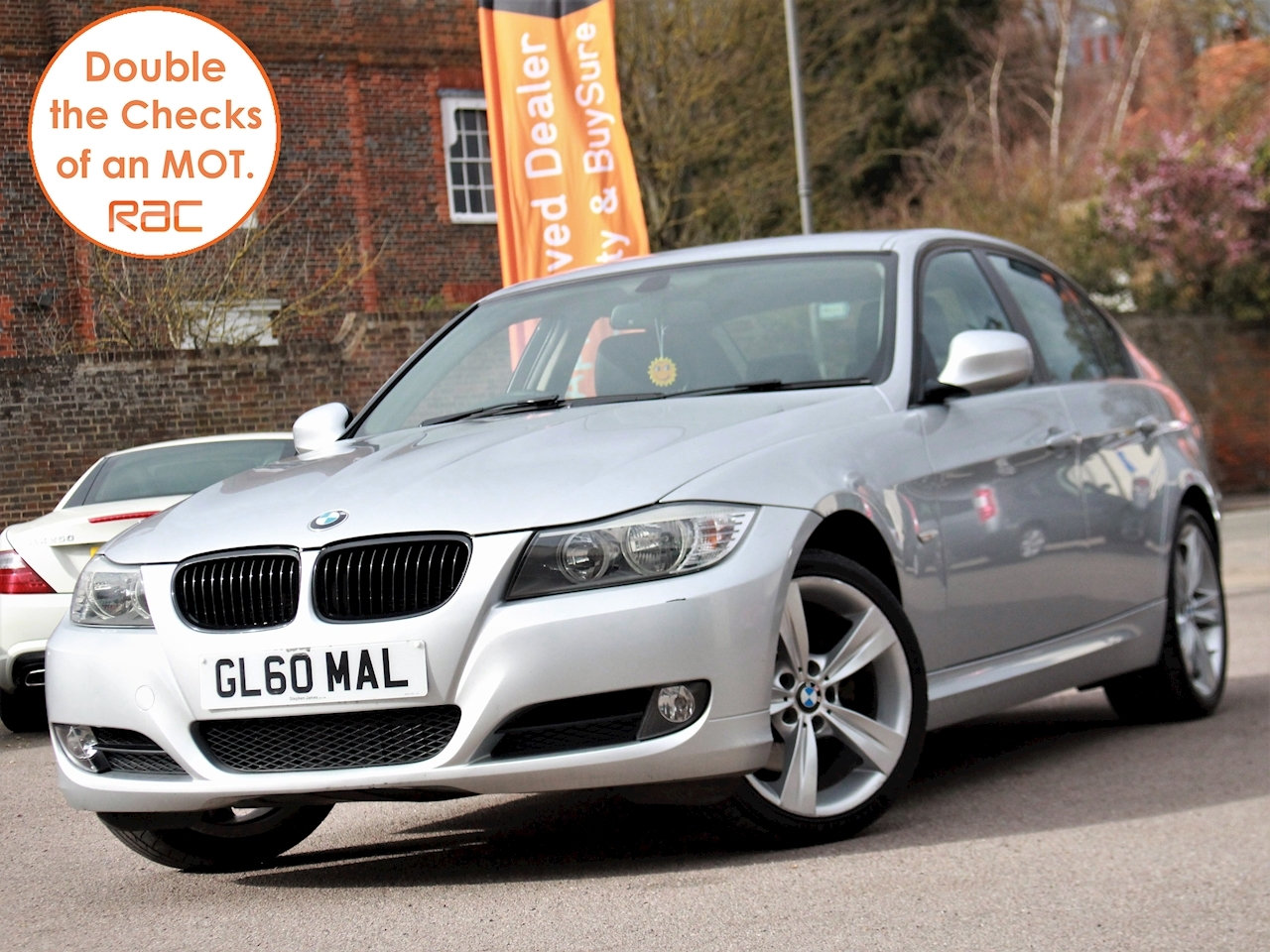 Bmw 3 Series 320D Se - Large 2