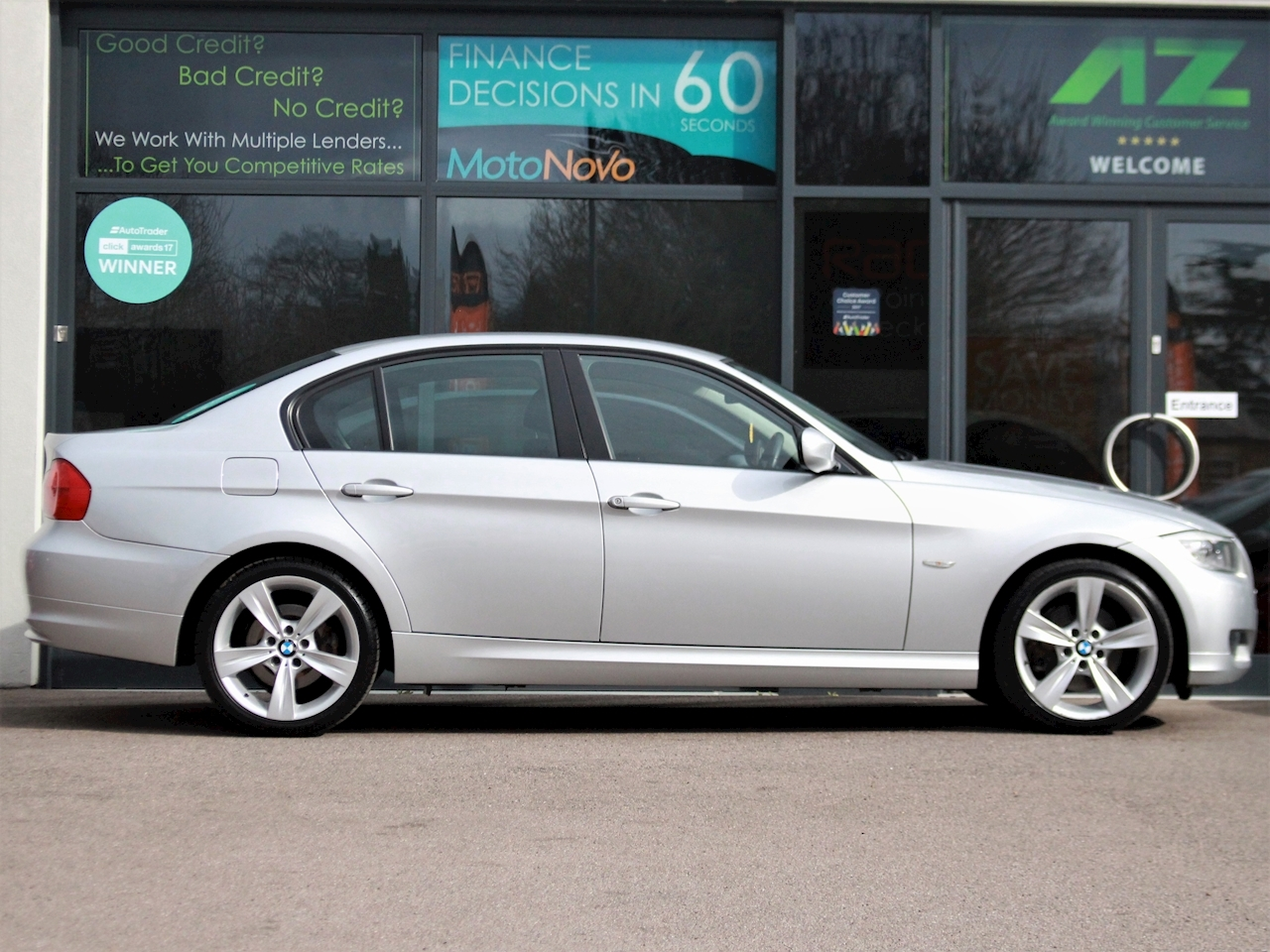 Bmw 3 Series 320D Se - Large 3