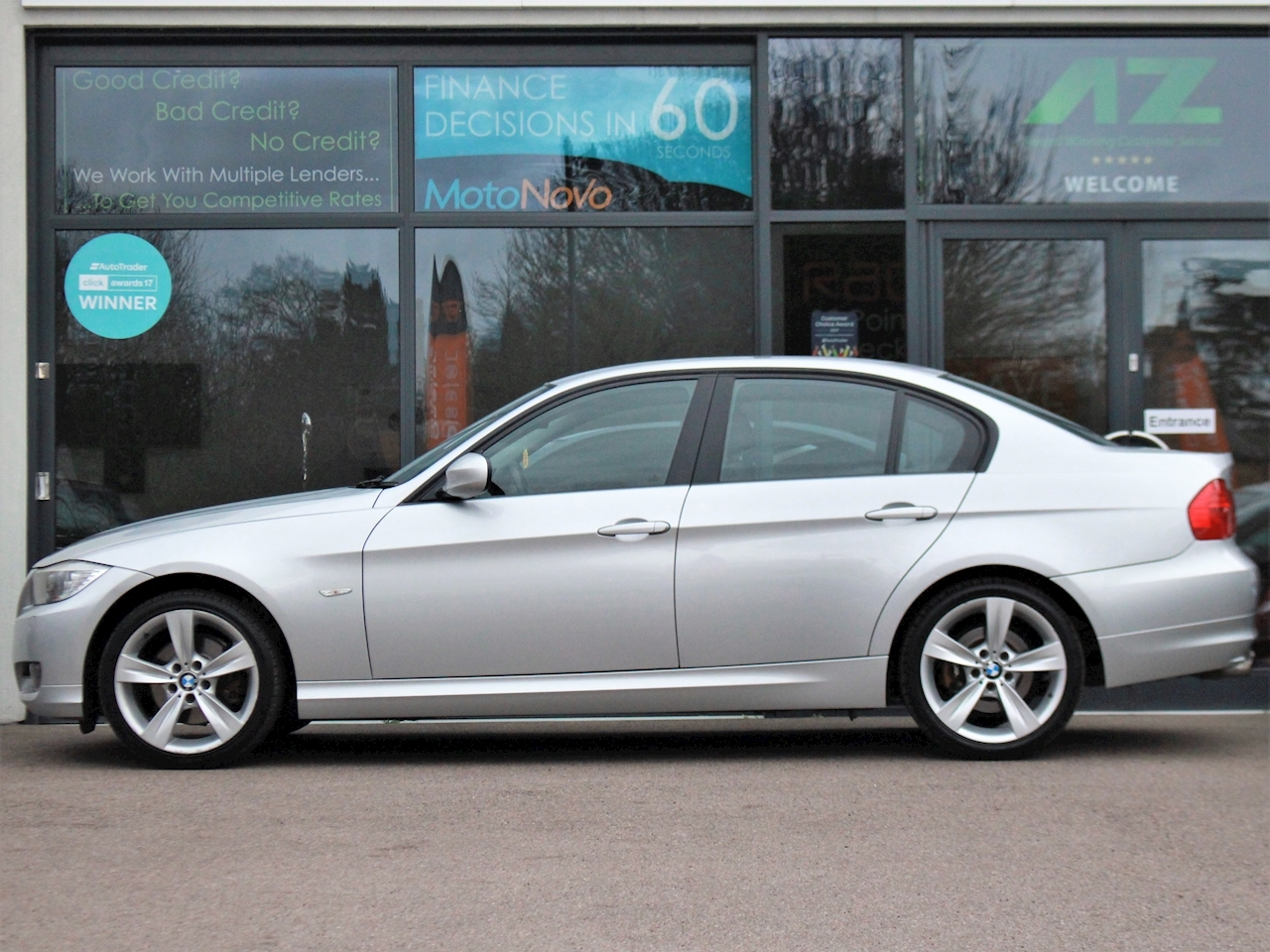 Bmw 3 Series 320D Se - Large 6