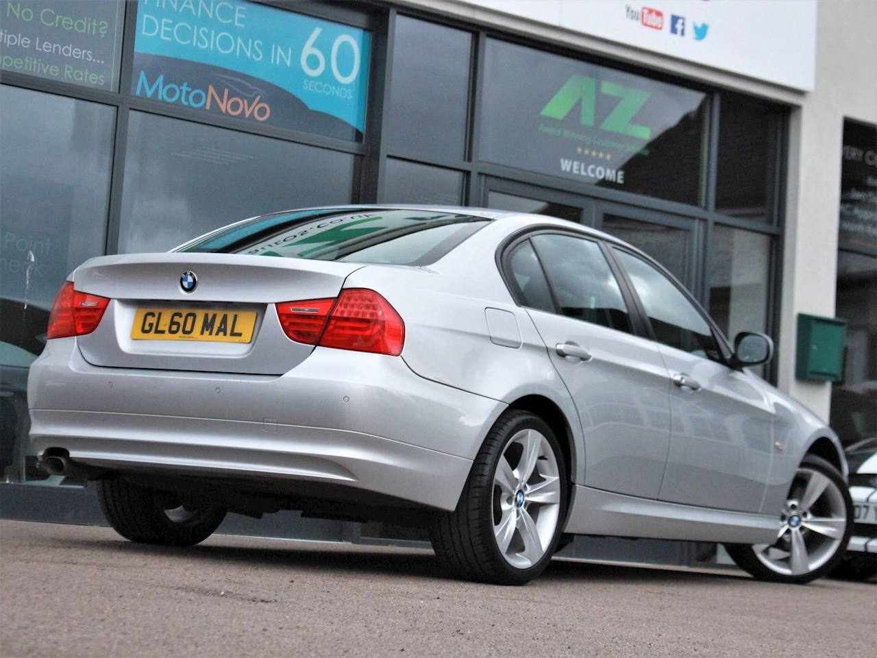 Bmw 3 Series 320D Se - Large 9