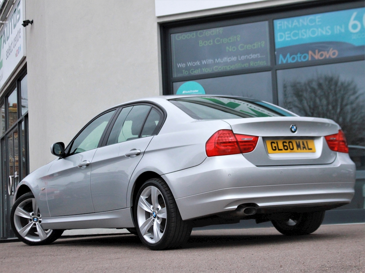 Bmw 3 Series 320D Se - Large 10