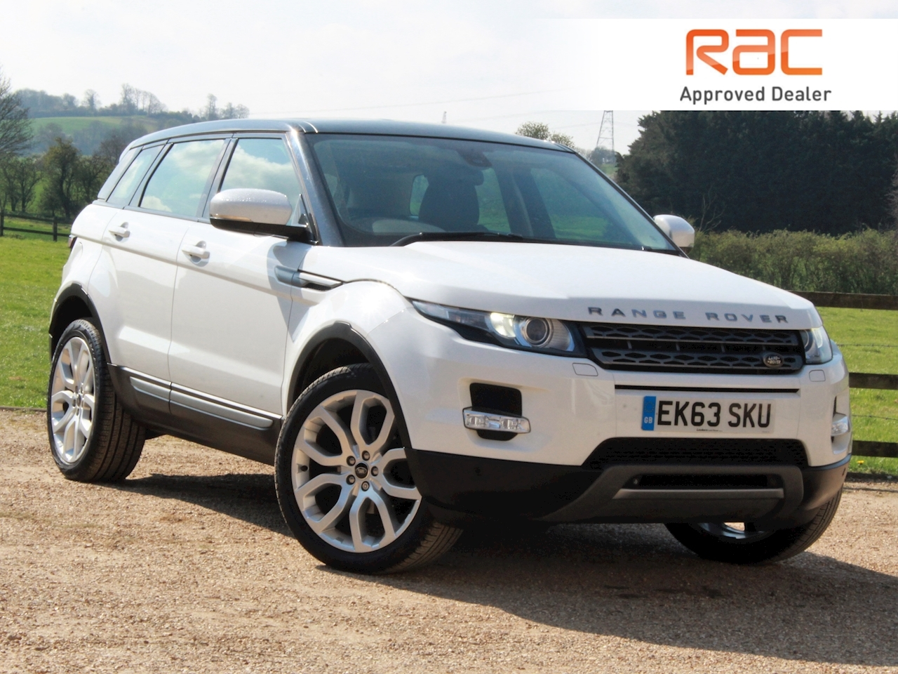 Land Rover Range Rover Evoque Sd4 Pure Tech - Large 0