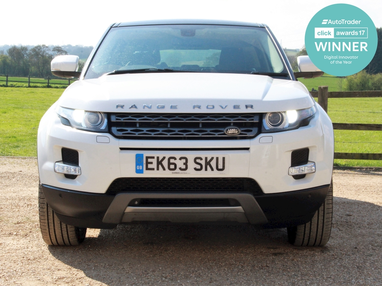 Land Rover Range Rover Evoque Sd4 Pure Tech - Large 1