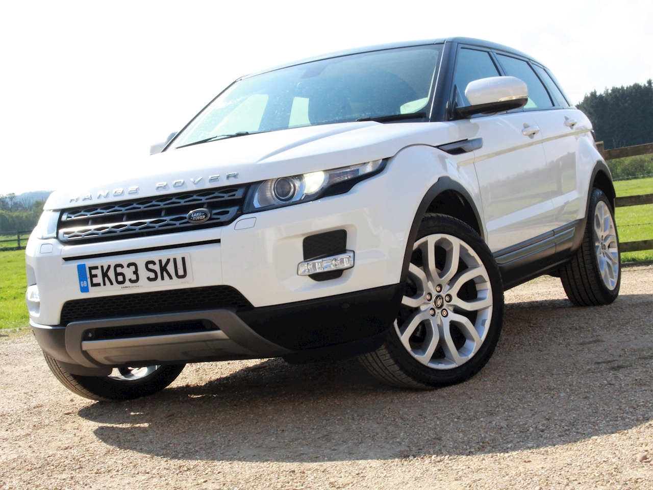 Land Rover Range Rover Evoque Sd4 Pure Tech - Large 2