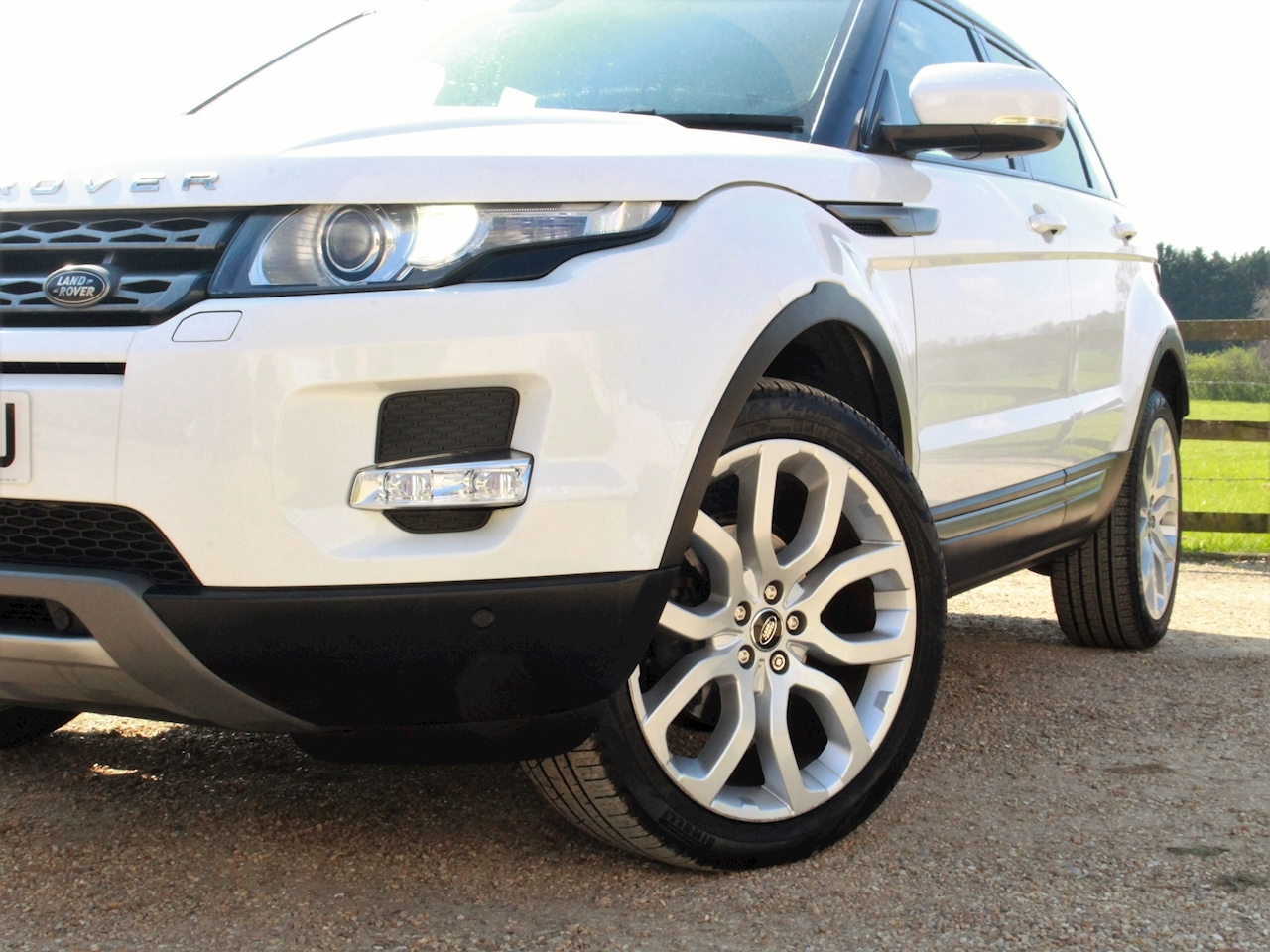 Land Rover Range Rover Evoque Sd4 Pure Tech - Large 4