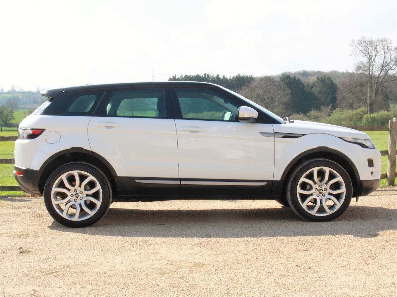 Land Rover Range Rover Evoque Sd4 Pure Tech - Large 9