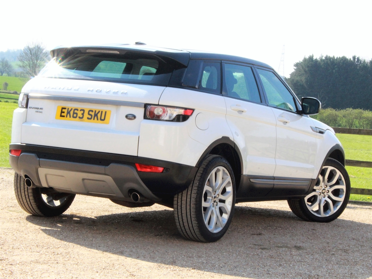 Land Rover Range Rover Evoque Sd4 Pure Tech - Large 7