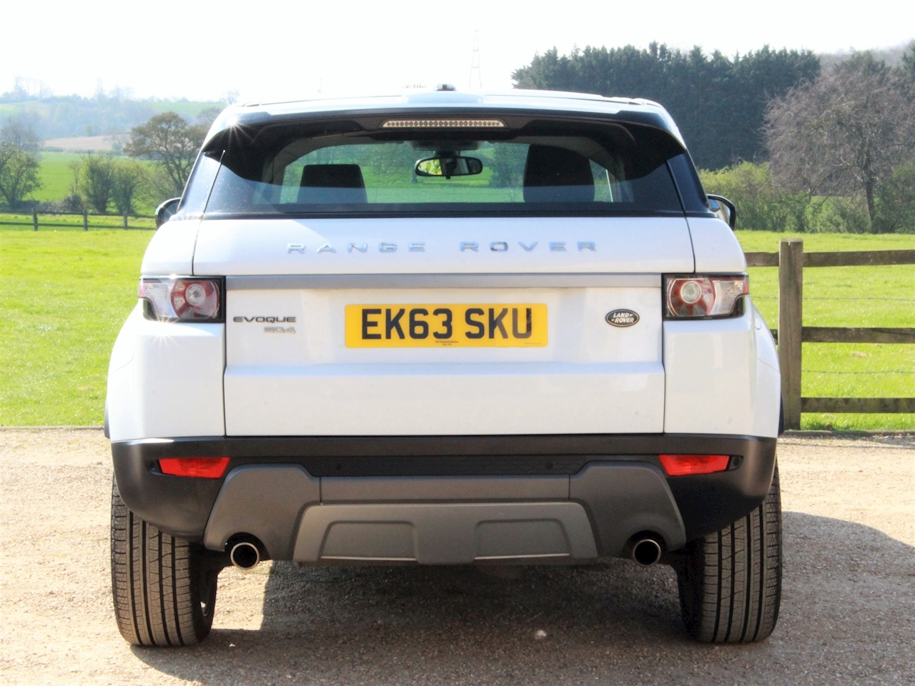 Land Rover Range Rover Evoque Sd4 Pure Tech - Large 6