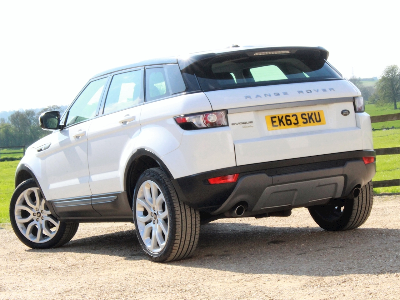 Land Rover Range Rover Evoque Sd4 Pure Tech - Large 5
