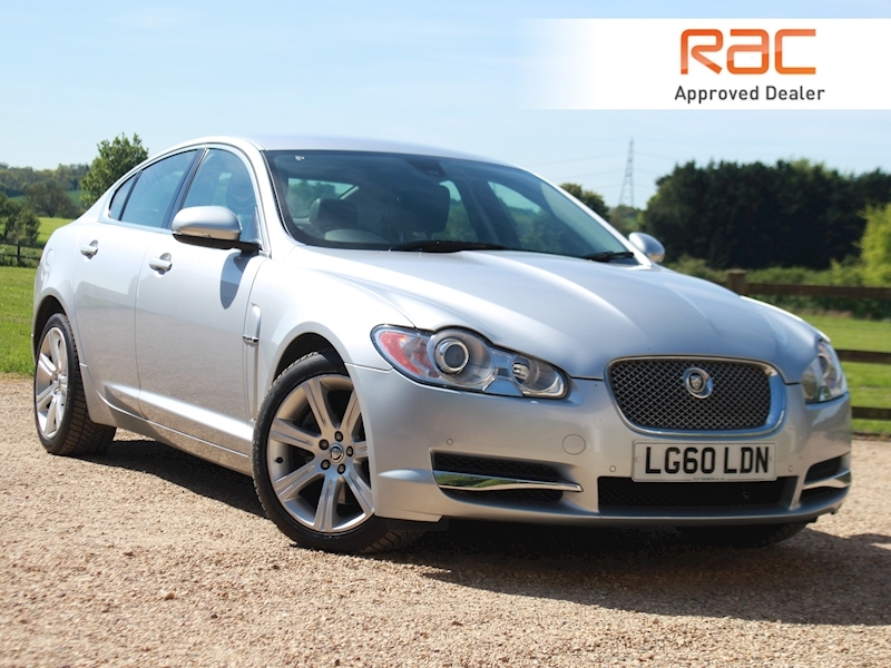 Xf V6 Luxury Saloon 3.0 Automatic Diesel