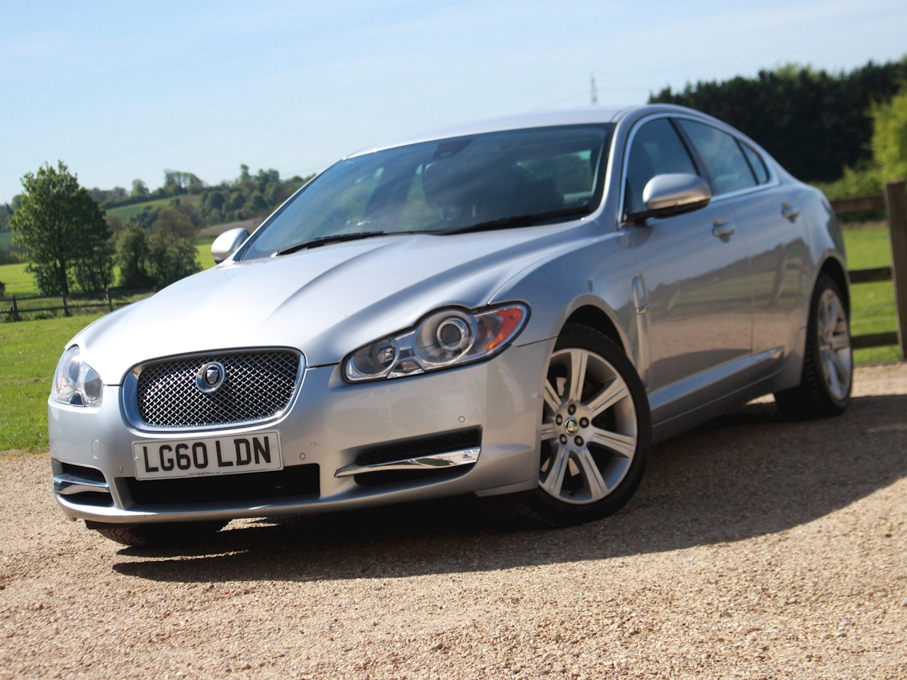 Jaguar Xf V6 Luxury - Large 2