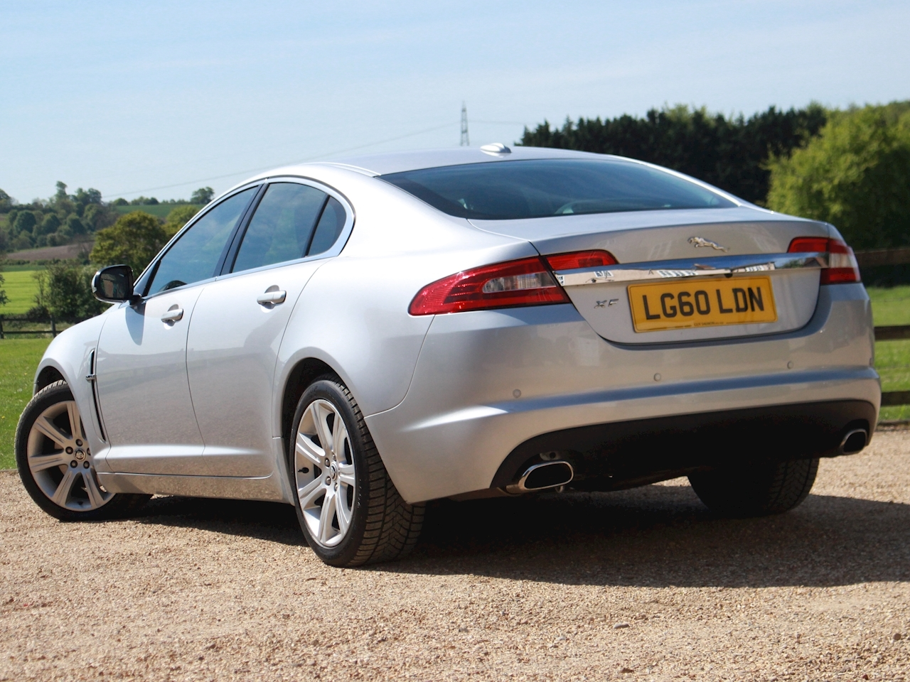 Jaguar Xf V6 Luxury - Large 8