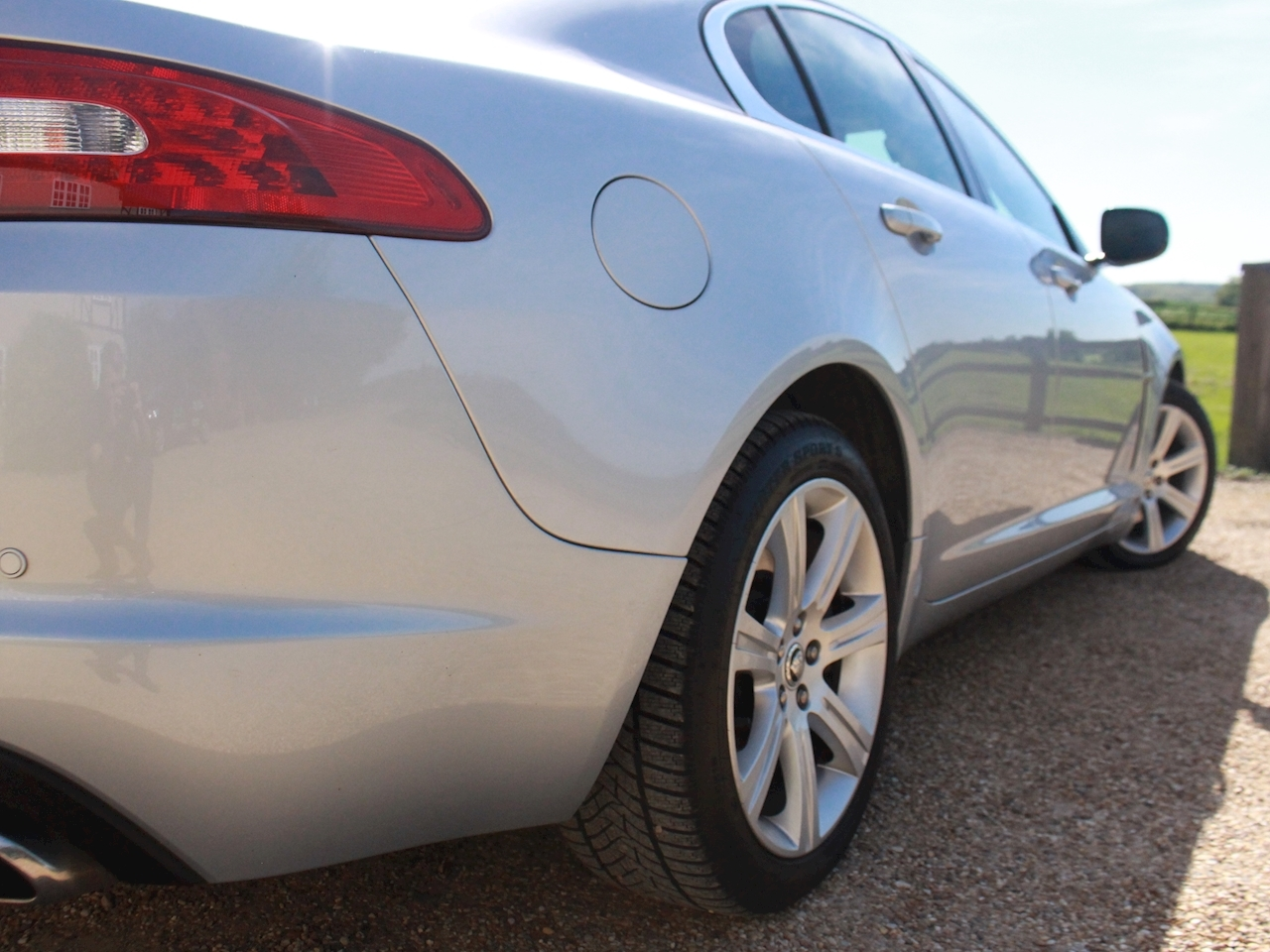 Jaguar Xf V6 Luxury - Large 9