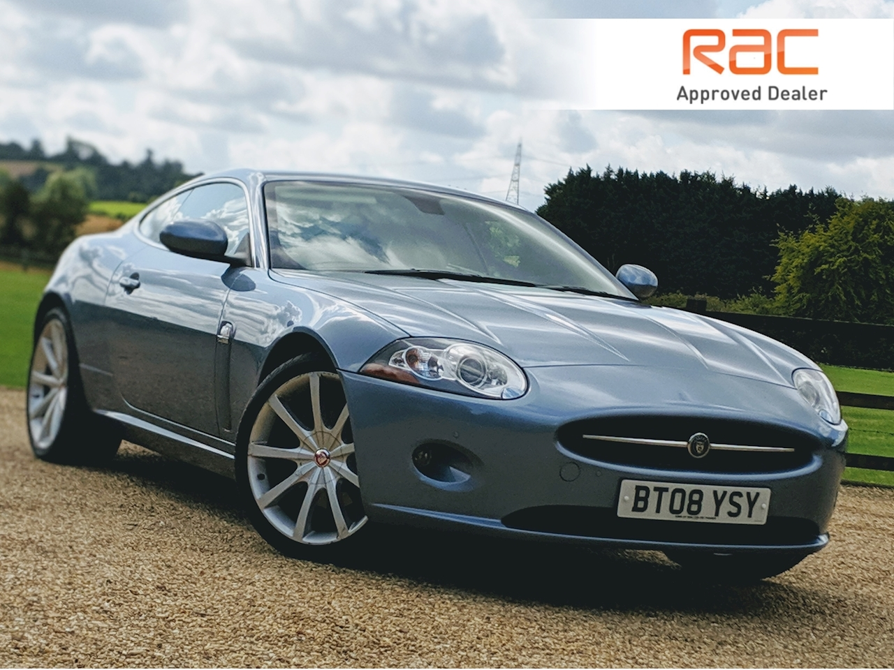 Jaguar Xk Coupe - Large 0