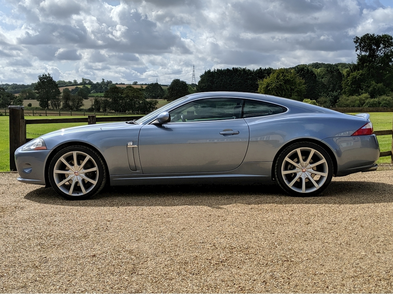Jaguar Xk Coupe - Large 6