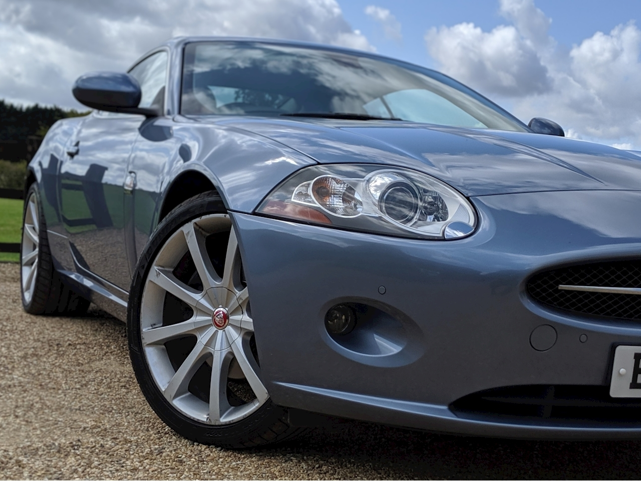 Jaguar Xk Coupe - Large 9