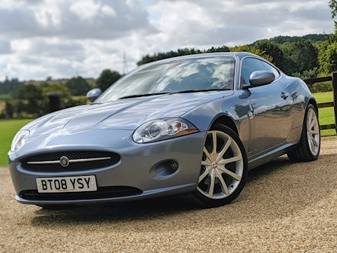 Xk Coupe Coupe 4.2 Automatic Petrol
