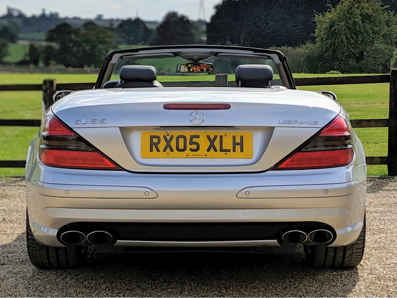 Mercedes-Benz Sl Sl 55 Amg Kompressor - Large 5