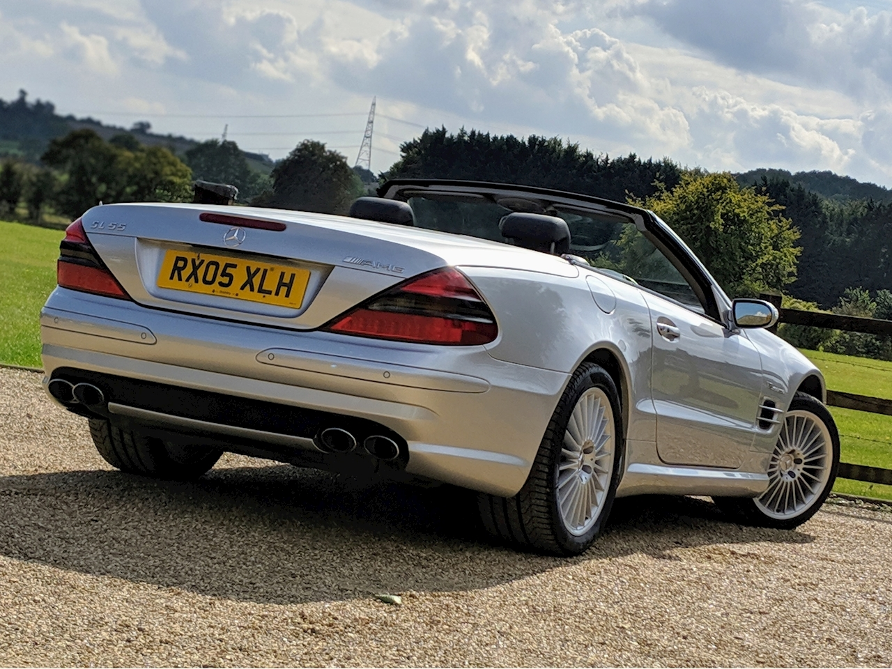 Mercedes-Benz Sl Sl 55 Amg Kompressor - Large 6