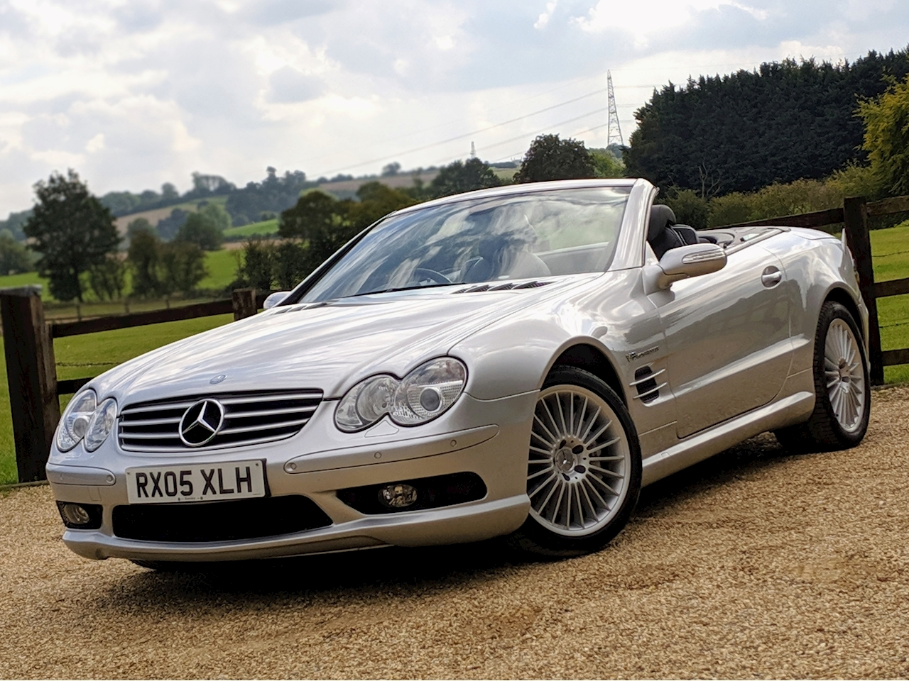 Mercedes-Benz Sl Sl 55 Amg Kompressor - Large 2