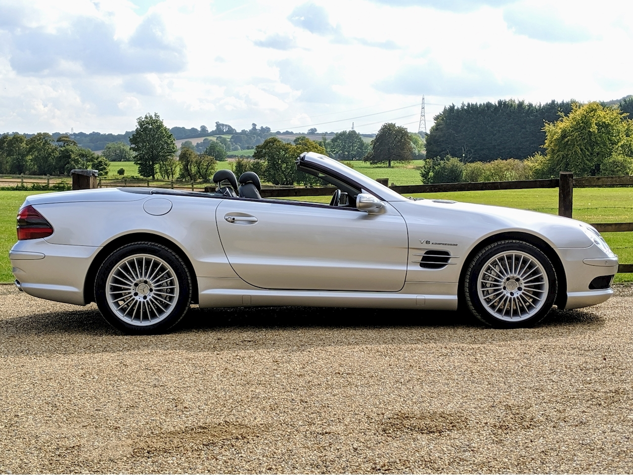 Mercedes-Benz Sl Sl 55 Amg Kompressor - Large 8